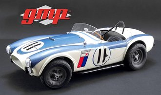 1:12 1963 Shelby 289 Competition Cobra CSX2011 - #11 John Everly/1963 Nassau, Bahamas Speed Week