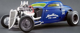 "1:18 1934 Blown Altered Coupe ""Southern Speed & Marine"""