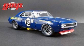 """1:18 1967 Chevy Camaro Z/28 """"Sunoco Penske Racing #15"""""""