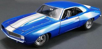 1:18 1320 Drag Kings 1969 Chevrolet Camaro