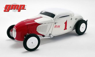 "1:18 1934 ""So-Cal"" Salt Flat Coupe"