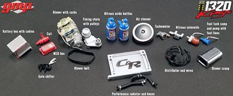 1:18 1320 Drag Kings Accessory Pack