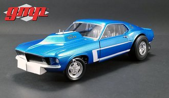 "1:18 GMP 1969 Ford Mustang Gasser ""The Boss"""