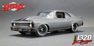1:18 1320 Drag Kings 1969 Chevrolet Nova (Blackout)