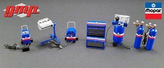 1:18 GMP Shop Tool Set #1 - MOPAR