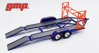"1:18 Tandem Car Trailer ""Union 76"""