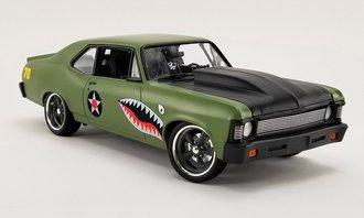 "1:18 1970 Chevrolet Nova Street Fighter ""Warhawk"""