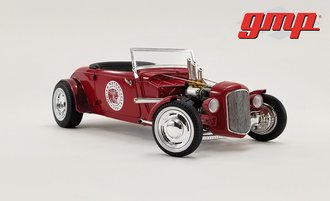 """1:18 1934 Hot Rod Roadster """"Indian Motorcycle Since 1901"""""""