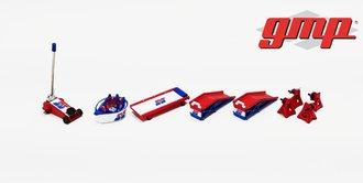 """1:18 Shop Tool Set #2 """"Brock Racing Enterprises (BRE)"""""""
