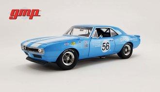 "1:18 1967 Chevrolet Trans Am Camaro Z/28 ""#56 Dana Chevrolet Southgate"""