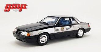 "1:18 1993 Ford Mustang 5.0 SSP ""North Carolina Highway Patrol State Trooper"""