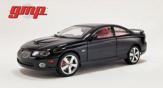 1:18 2006 Pontiac GTO (Phantom Black w/Red Interior)