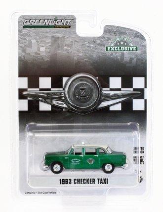 "Chase 1:64 1963 Checker Motors Marathon A11 ""Dallas, Texas"""