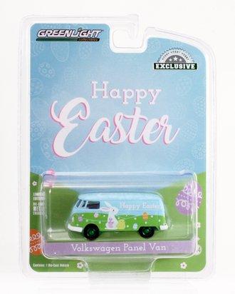 """Chase 1:64 Volkswagen Type 2 Panel Van """"Easter 2021"""""""