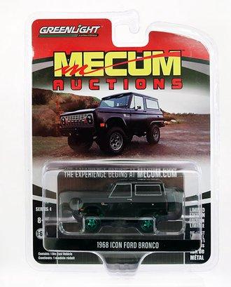 Chase 1:64 1968 Ford Icon Bronco (Houston 2019)