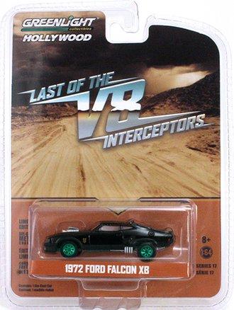 Chase 1:64 Last of the V8 Interceptors (1979) - 1972 Ford Falcon XB