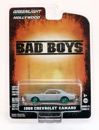 Chase 1:64 Hollywood Series 21 - Bad Boys (1995) - 1968 Chevrolet Camaro