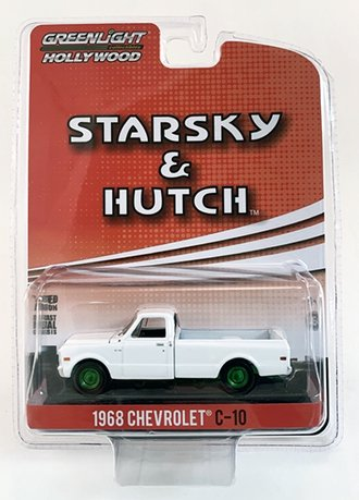 Chase 1:64 Starsky and Hutch (TV Series) - 1968 Chevrolet C-10