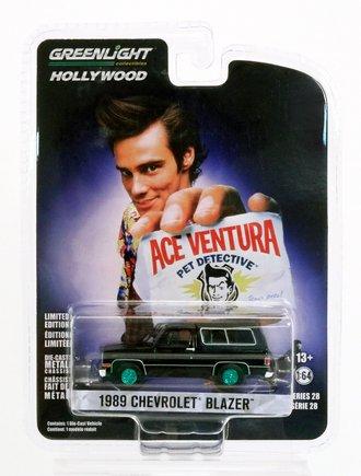 Chase 1:64 Ace Ventura: Pet Detective (1994) - 1989 Chevrolet Blazer