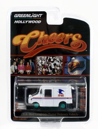 Chase 1:64 Cheers - Cliff Clavin's U.S. Mail LLV Postal Vehicle