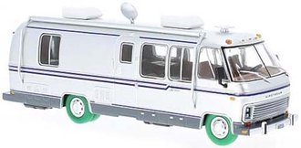 Chase 1:43 1981 Airstream Excella 280 Turbo RV