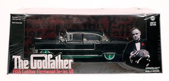 Chase 1:43 Hollywood - The Godfather (1972) - 1955 Cadillac Fleetwood Series 60 Special