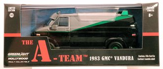 Chase 1:43 The A-Team (1983-87 TV Series) - 1983 GMC Vandura