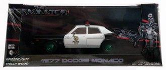 Chase 1:43 The Terminator (1984) - 1977 Dodge Monaco Metropolitan Police