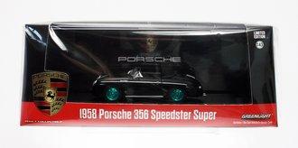 Chase 1:43 Steve McQueen Collection 1958 Porsche 356 Speedster Super (Restored)