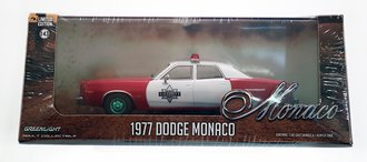 """Chase 1:43 1977 Dodge Monaco """"Finchburg County Sheriff"""""""