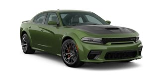 2020 Dodge Charger SRT Hellcat Widebody (Green)