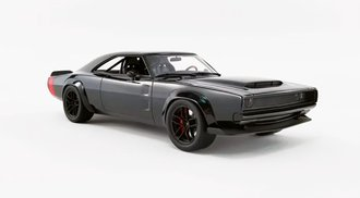 "1:18 1968 Dodge Super Charger ""SEMA Show Concept"""