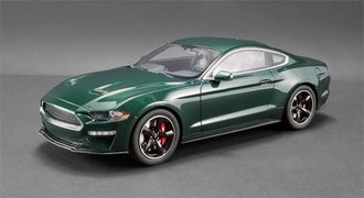 1:12 2019 Ford Mustang Bullitt (Highland Green Metallic)
