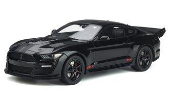 1:18 2020 Shelby GT500 Drag Snake Concept (Black)
