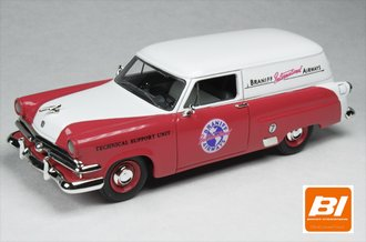 "1:43 1953 Ford Courier ""Braniff International Airways"""