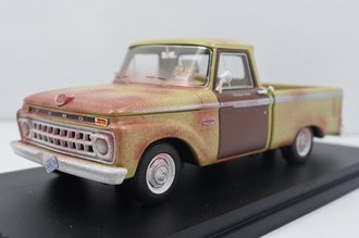 1965 Ford F-100 Pickup (Weathered)