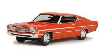 1:43 1969 Ford Torino (Calypso Coral)
