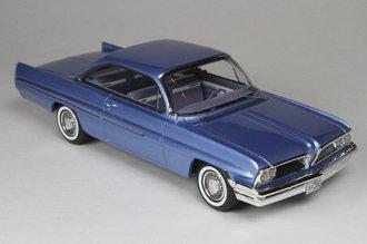 1:43 1961 Pontiac Catalina (Twilight Mist)
