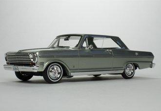 1963 Chevy Nova (Laurel Green Poly)