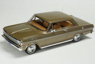 1963 Chevy Nova (Saddle Tan Poly)
