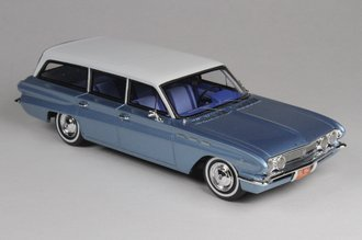 1:43 1962 Buick Special Station Wagon (Marlin Blue)