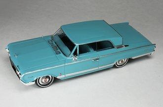 *** 1964 Mercury Park Lane Breezeway 4-Door Sedan (Peacock)