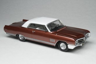 1964 Buick Wildcat (Coral Mist Iridescent)