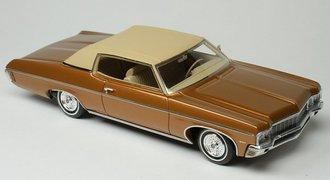1970 Chevrolet Impala Hardtop (Caramel Bronze)