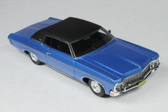 1970 Chevrolet Impala Hardtop (Mulsanne Blue)