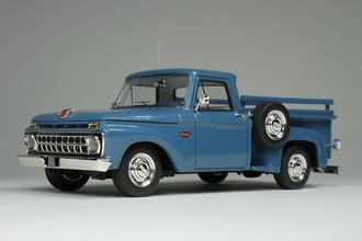 *** 1965 Ford F-100 Stepside Pickup (Weathered)