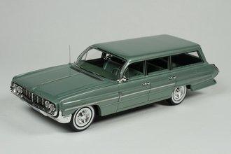 1962 Oldsmobile Dynamic 88 Fiesta Wagon (Willow Mist Poly)