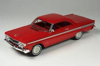 1964 Mercury Comet Caliente (Carnival Red)