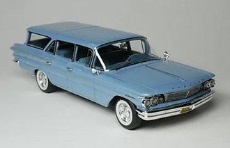 ***1960 Pontiac Safari Station Wagon *** NEW COLOR ***