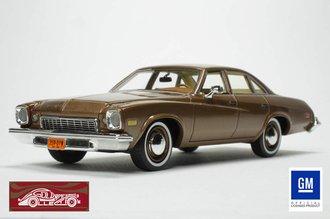 1974 Buick Century 4-Door Sedan (Nutmeg Poly)